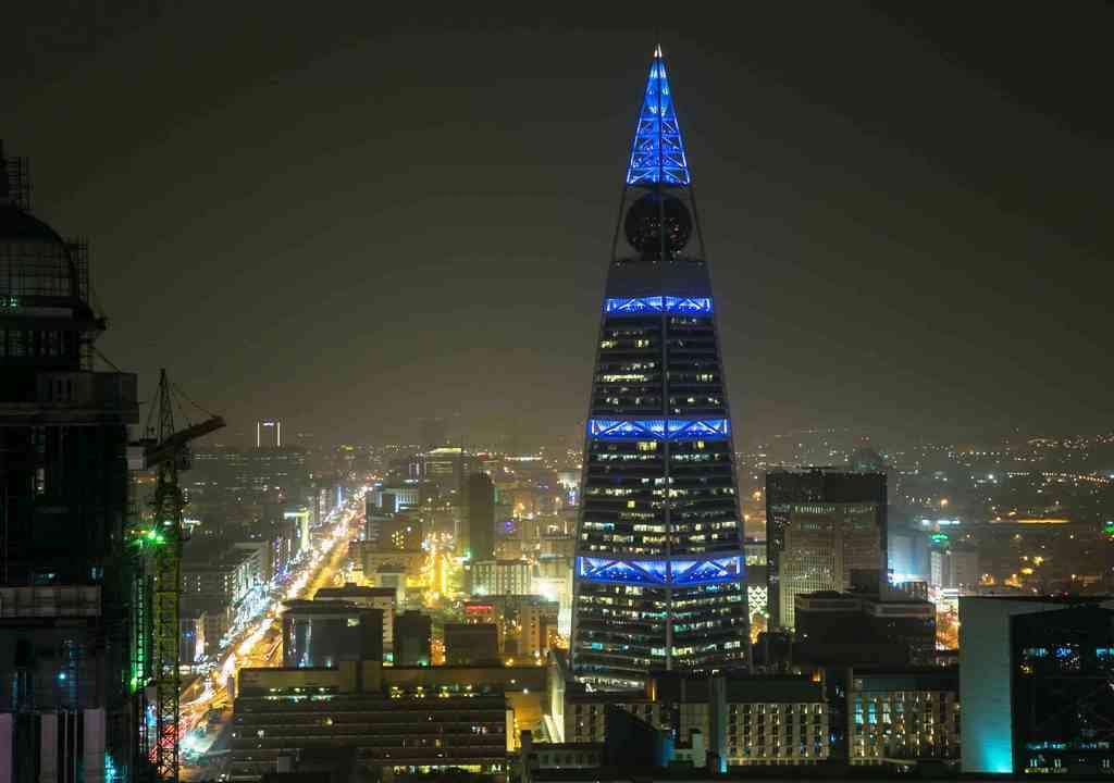 برج الفيصلية : أشهر أبراج الرياض وضمن أعلى 40 مبنى في العالم - الرحالة